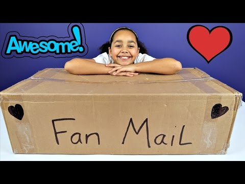 Giant Surprise Presents From My Fans - Shopkins - Candy - Letters - Toys For Kids Opening