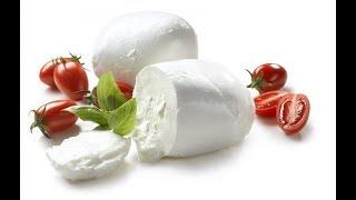 Моцарелла - относится к вытяжным сырам (Паста Филата) / Илья Лазерсон / Мировой повар
