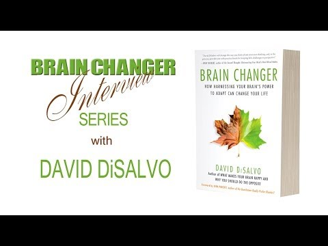 #101 The Awareness Wedge: BRAIN CHANGER Interview Series with David DiSalvo