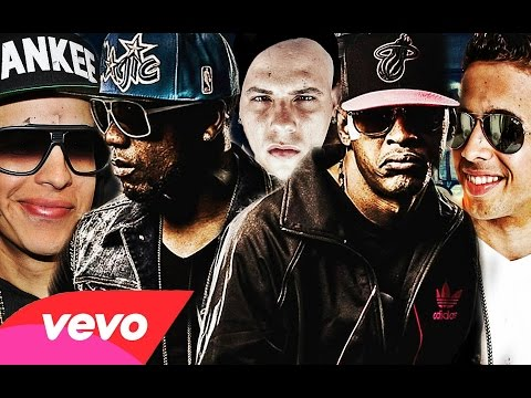 Odiada Por Muchas (Remix) - Pacho & Cirilo Ft. Kendo Kaponi, J Alvarez, Daddy Yankee Y De La Ghetto