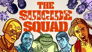 The Suicide Squad Trailer Spoof - TOON SANDWICH