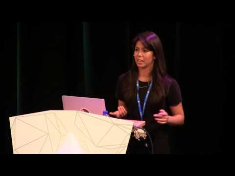 Nadia Eghbal about OSS Funding at Django: Under The Hood 2016