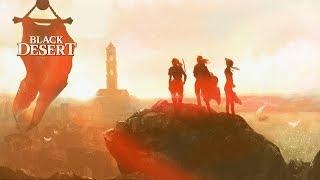 Black Desert - Начало приключений! #1