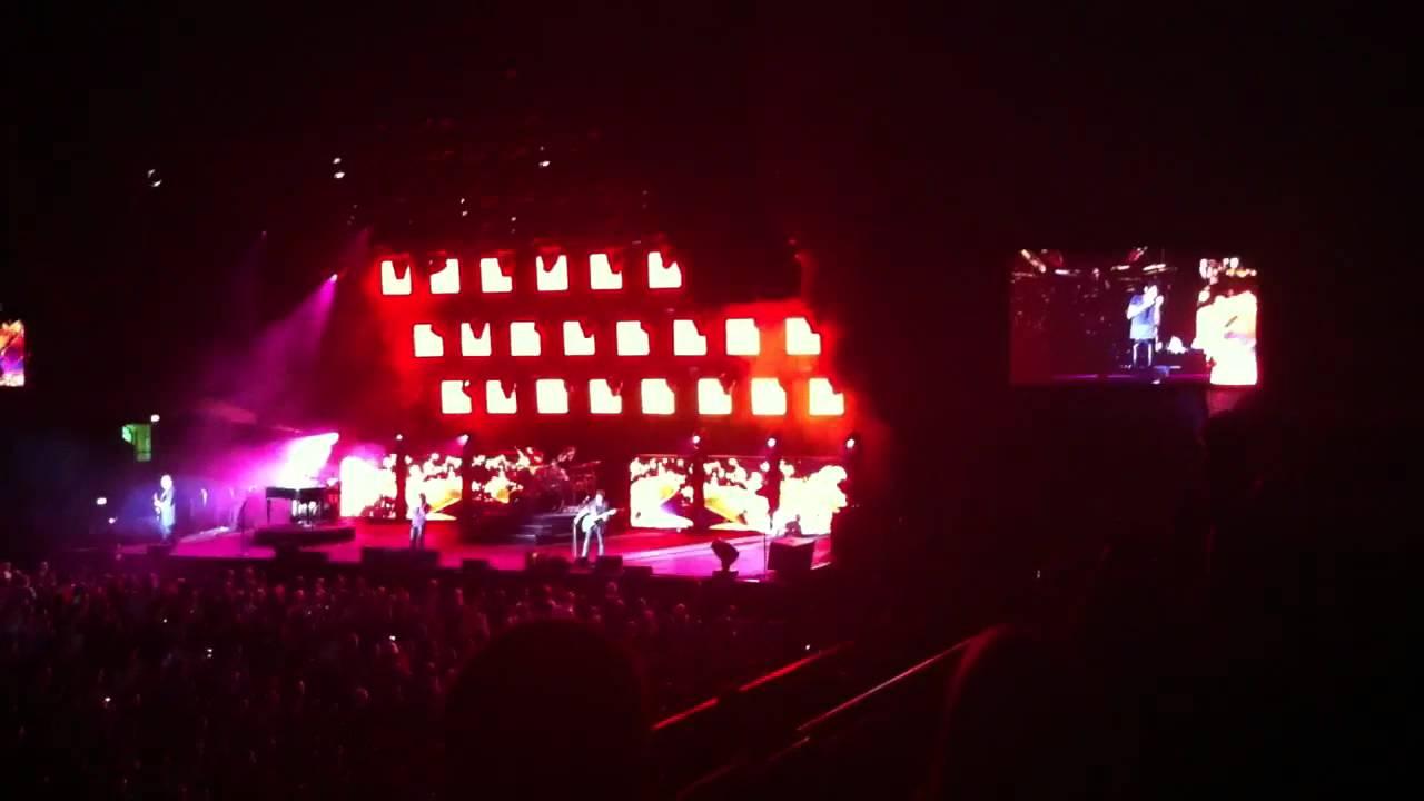 Faithfully Journey Concert Tour Wembley London 4/June/2011