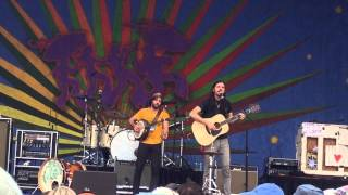 The Avett Brothers - Shame live @ Jazzfest