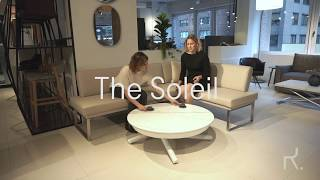Make Room at the Table with the Soleil!