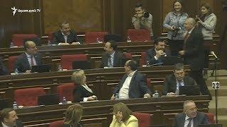 Հրայր Թովմասյանն առաջադրվել է որպես ՍԴ անդամի թեկնածու