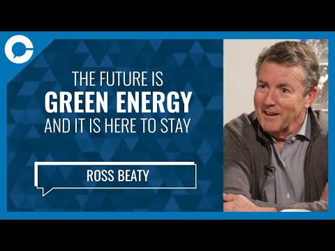 Geothermal, Solar, Wind, Run of River Energy with Ross Beaty