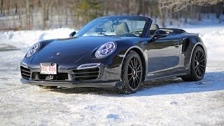 Porsche 991 911 Turbo S Cabriolet review