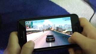 Samsung Galaxy S2 - Gangstar Rio City of Saints - Gameplay HD