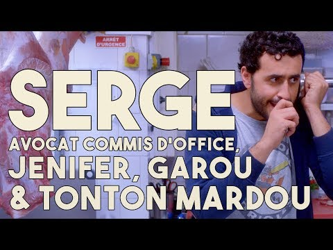 Serge Le Mytho #25 - Serge, avocat commis d'office, Jennifer