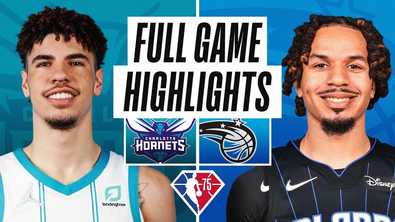 Download HORNETS at MAGIC | FULL GAME HIGHLIGHTS | October 27, 2021