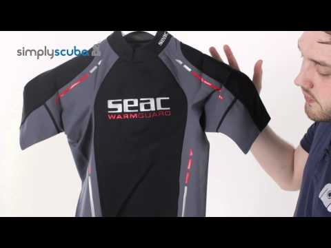 Seac Sub Warm Guard 0,5mm Short Sleeve - www.simplyscuba.com
