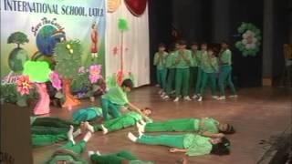 Podar International School, Latur - Annual Function 2013 (Save trees dance)