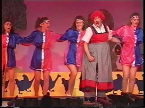 Renmore Pantomime 'Mother Goose' 1992