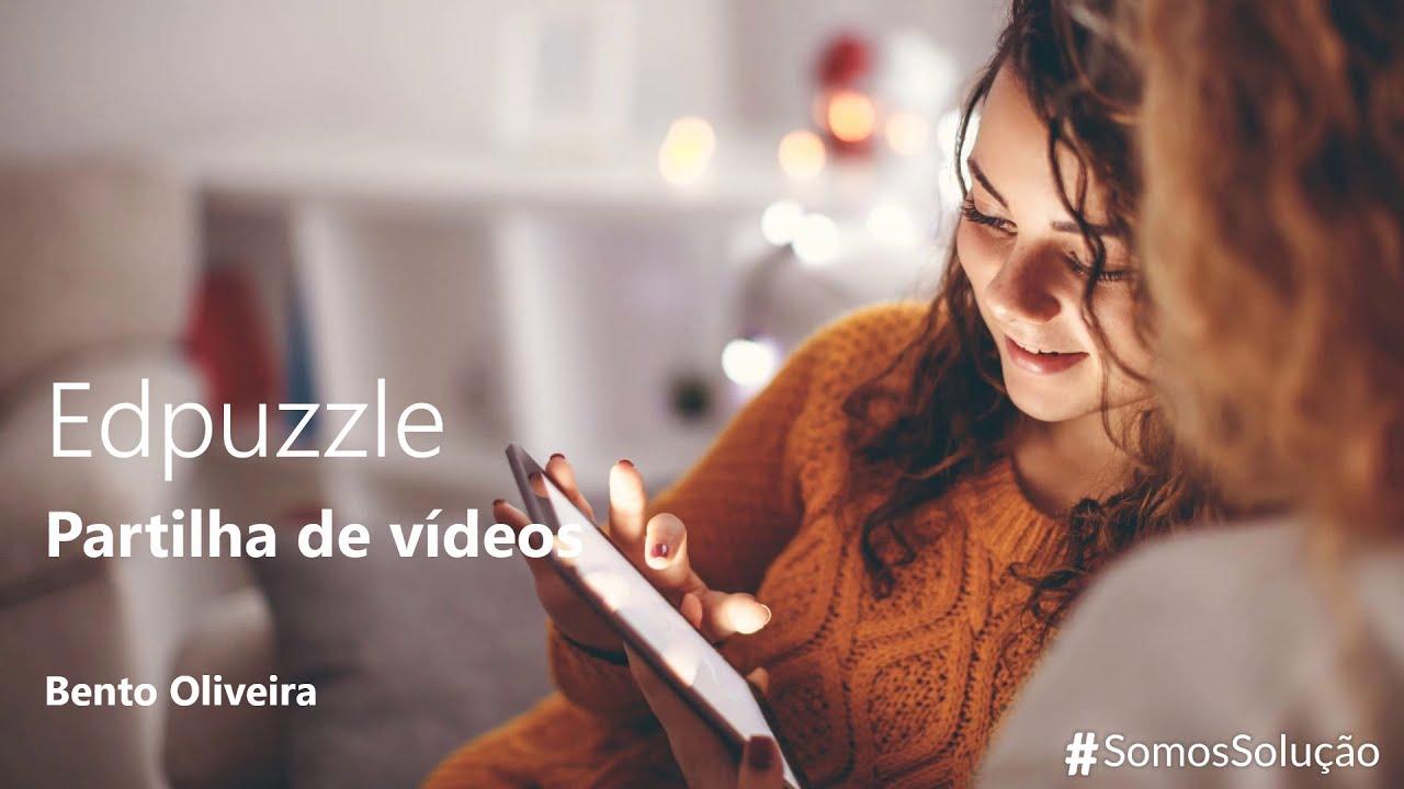 Edpuzzle | Partilha de vídeos