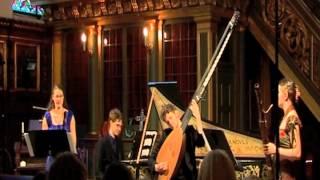 Michel de la Barre, Sonata L'Inconnue, for flute and continuo