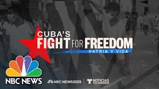 Cuba's Fight For Freedom: Patria y Vida