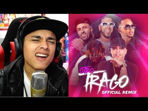 [Reaccion] Sech – Otro Trago (Remix) ft. Darell, Ozuna, Nicky Jam & Anuel AA *Preview*