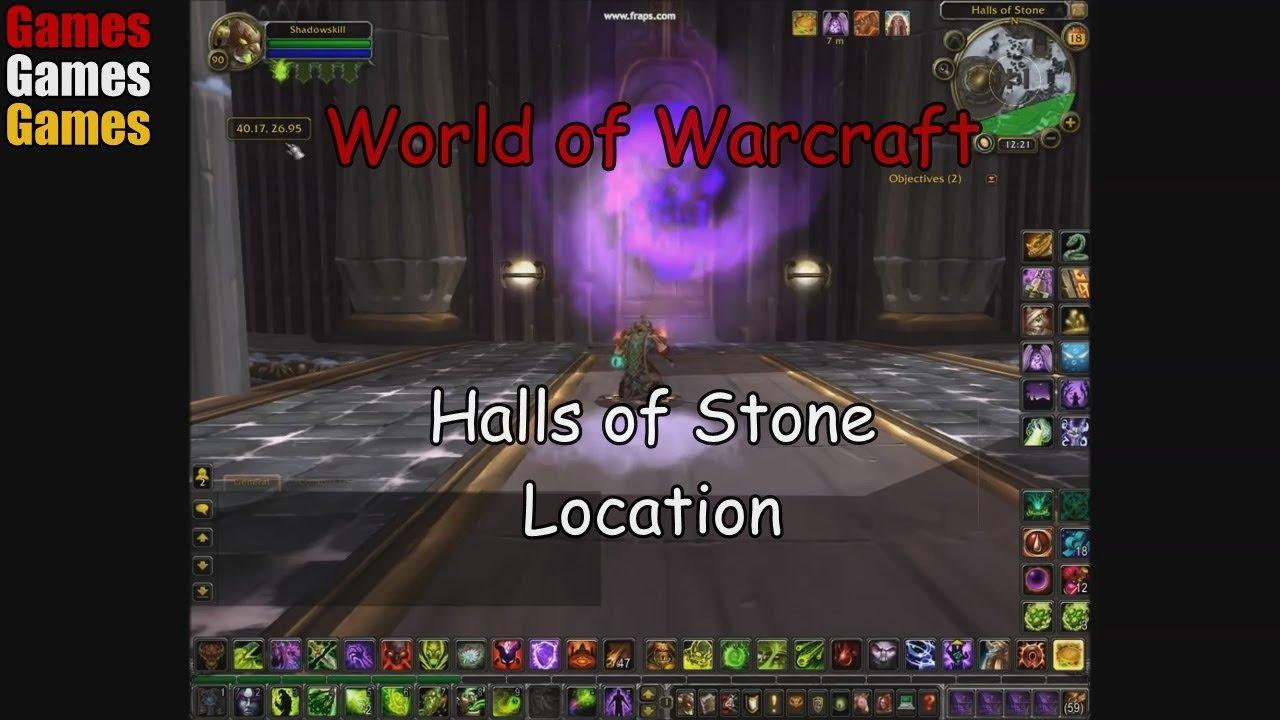 18 Best Halls Of Stone Entrance Lentine Marine 50529