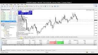 Forex Arbitrage EA - 24.06.15 - Profit + 9 %