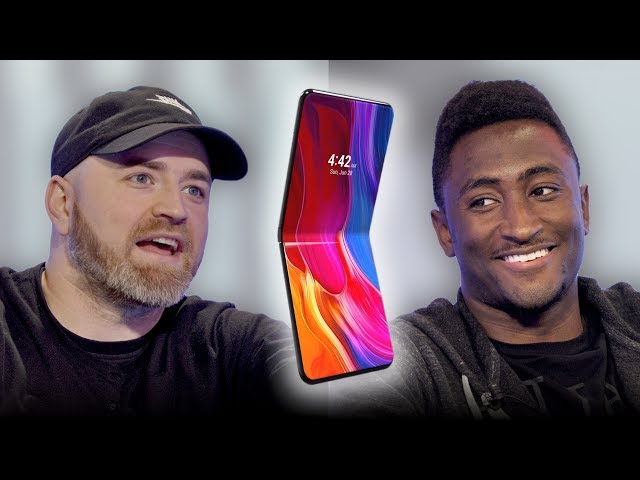 Does MKBHD Like The Xiaomi Folding Phone?