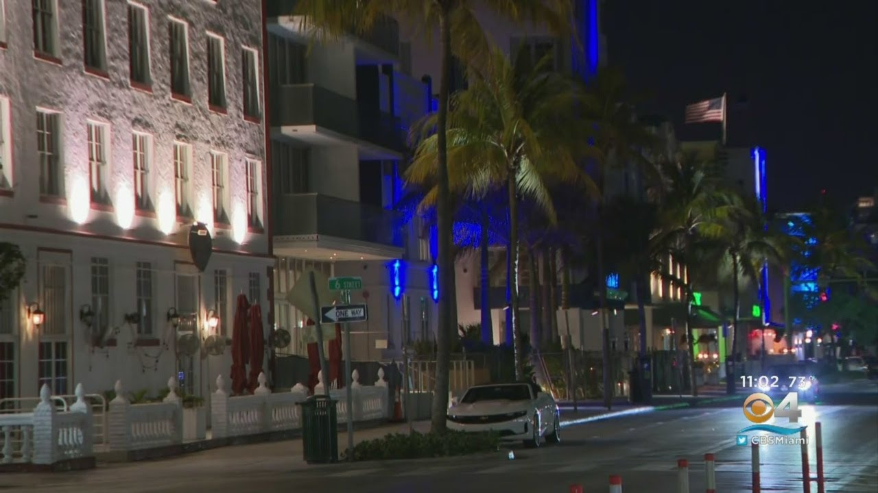 Party's over: Miami Beach closing causeways, imposing spring ...