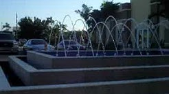 City of Hialeah Gardens New Fountain DAYTIME