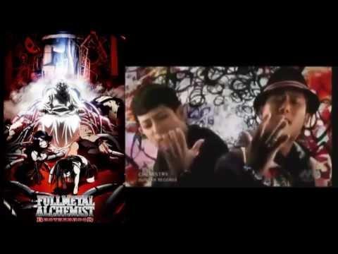 Fullmetal Alchemist Brotherhood OP4 「Period」  Chemistry