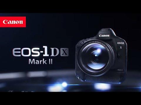 EOS 1D X Mark II