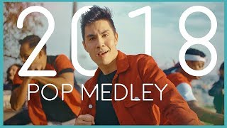 2018 Pop Medley Every Hit Song From 2018!! - Sam Tsui & Khs | Sam Tsui