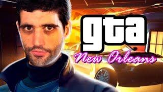GTA Nova Orleans, CÓPIA de GTA para celular, de GRAÇA com gráficos INCRÍVEIS!