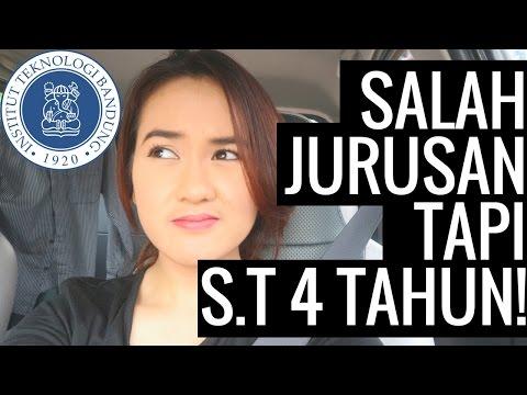 [Tips Kuliah] SHARING SALAH JURUSAN di ITB - Lulus alhamdulillah normal 4 tahun