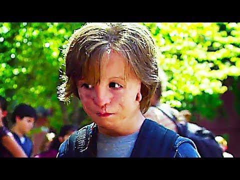 WONDER Bande Annonce Finale ✩ Owen Wilson, Julia Roberts (2017)