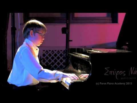 Poros Piano Academy 2015 - Grieg - Nikita Khnykin