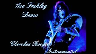 Ace Frehley - Cherokee Boogie Instrumental