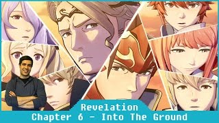 Fire Emblem Revelation [Part 7] - Chapter 6 Into The Ground [Walkthrough Gameplay English]