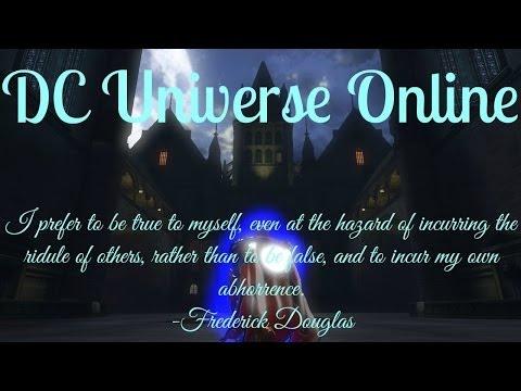 DC Universe Online-Take it Like a Man