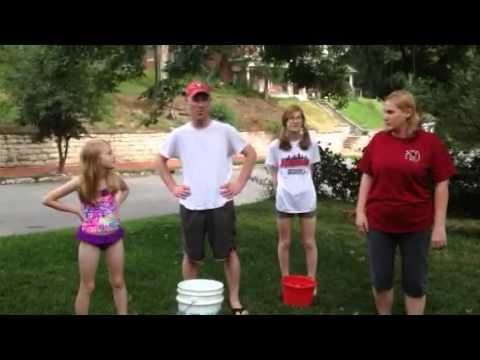 #ALSicebucket Challenge (Fuller Family)
