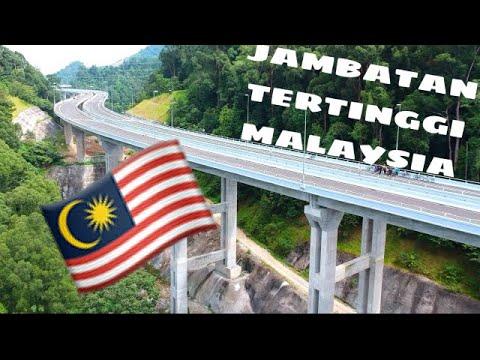 Jalan Pintas Rawang Tertinggi Malaysia Youtube