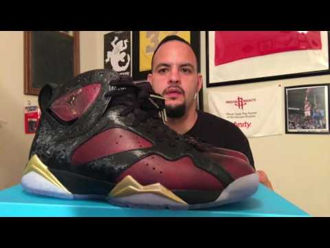 Air Jordan 7 db doernbecher retro Nike + on feet