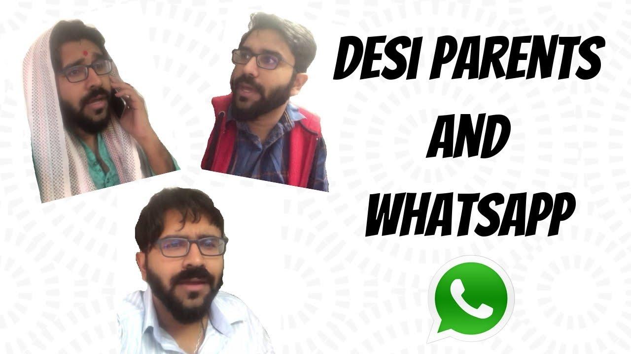Download Desi Parents And WhatsApp  #DesiParentsSeries
