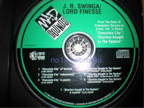 """Lord Finesse """"Shorties Kaught In The System"""" (Radio Edit - Censored)"""