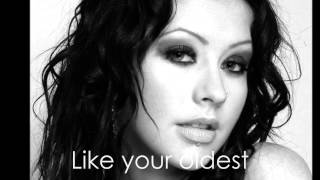 The Voice Within Christina Aguilera Lyrics HD