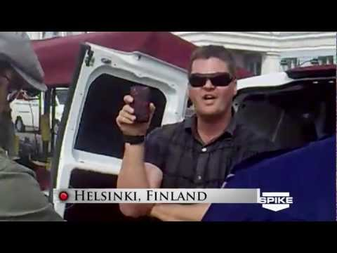 World's Wildest Police Videos: Invincible Maniac Loves Pepper Spray