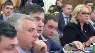 Цирк с конями (Аваков vs Саакашвили)