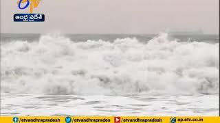 Cyclone Titli Moving Towards Odisha | Andhra Pradesh Coasts