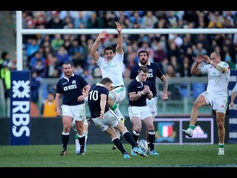 Scotland v Italy - Recent Clashes
