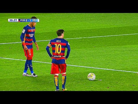 Thumbnail: 10 UNSTOPPABLE Goals of Lionel Messi ►Watch the Goalkeepers' Reactions ||HD||