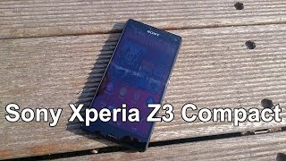 Sony Xperia Z3 Compact Hands on Review [Greek] Thumbnail
